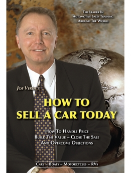 HOW TO SELL A CAR TODAY
