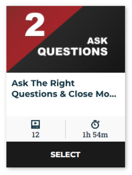 78 On Demand - Ask The Right Questions & Close More Sales (60-Day Online Access)