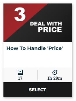 79 On Demand - How To Handle 'PRICE' (60-Day Online Access)