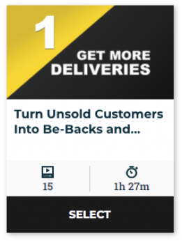 81 On Demand - Turn Unsold Customers Into Be-Backs & Deliveries (60-Day Access)